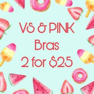 Bras 2 for $25 many styles and sizes